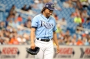 Rays trade Chris Archer to Pittsburgh Pirates