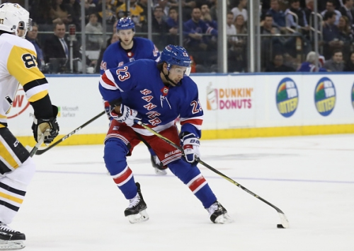 Ryan Spooner To Be A Permanent Fixture At New York Rangers