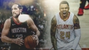 Rockets likely to offer Ryan Anderson, 1st round pick for Hawks' Kent Bazemore