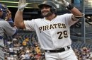 Pirates cap eventful deadline day with 5-4 win over Cubs
