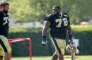 'I was like getting a tear every week': Terron Armstead thinks he's found the formula for staying healthy