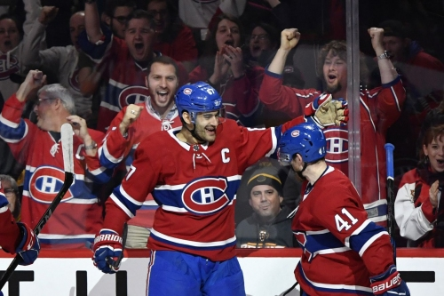 Anatomy of a Goal: Byron's hustle allows Pacioretty to open the scoring