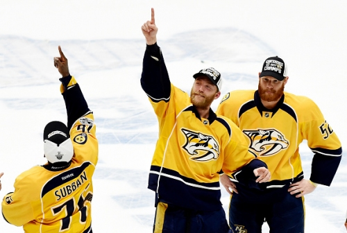 Franchise Best: Nashville Predators 2016-17 Season
