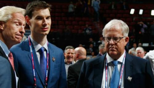 Coyotes GM Chayka provides unique look at 2018 NHL Draft