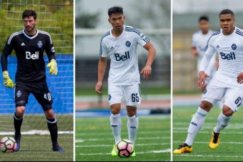 Whitecaps on Loan (July 2018)