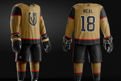 What could the Golden Knights' eventual alternate sweaters look like?