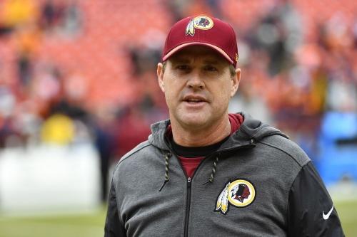 Jay Gruden Redskins Presser: Can Rob Kelley or Samaje Perine be a fullback?