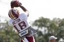 Redskins Training Camp Injuries: Josh Doctson being evaluated for shoulder injury