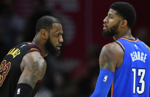 LeBron James Understands And Supports Paul George Choosing To Re-Sign With Thunder Over Joining Lakers In Free Agency