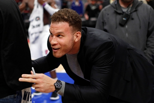 Pistons' Blake Griffin, Detroit roasted by comedian Jeff Ross
