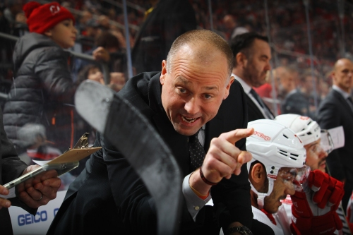 Detroit Red Wings mailbag: Is coach Jeff Blashill on the hot seat?