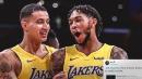 Lakers news: Kyle Kuzma roasts Brandon Ingram in Slender Man trailer