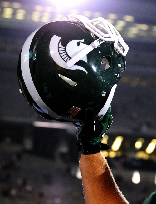 Michigan State football adds J.D. Duplain, fifth OL recruit for 2019