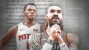 Steven Adams goes in on Pistons' Reggie Jackson in new book