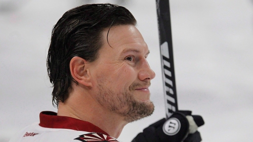 Current and former Jets to be on hand as Shane Doan's No. 19 is retired