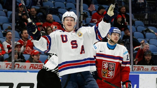 Time for Brady Tkachuk to make 'one of the biggest decisions' of his life