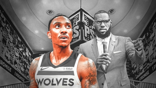 Jeff Teague wants Indiana players to do what Lakers' LeBron James opening school