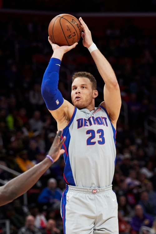 Blake Griffin reportedly ordered to pay $258K a month in child support