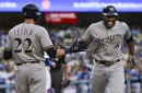 Dodgers walk-off Brewers in 10 innings, 6-4