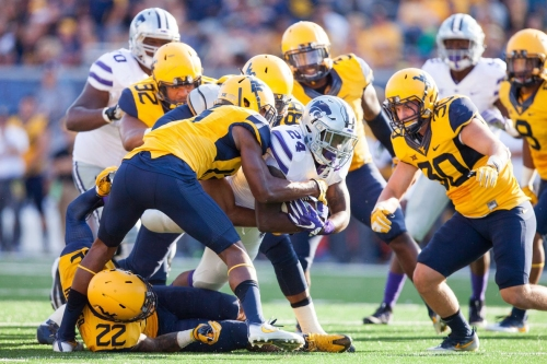West Virginia Football First Look: Kansas State Wildcats