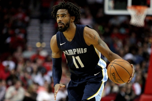Mike Conley's shifting role in the Grizzlies offense