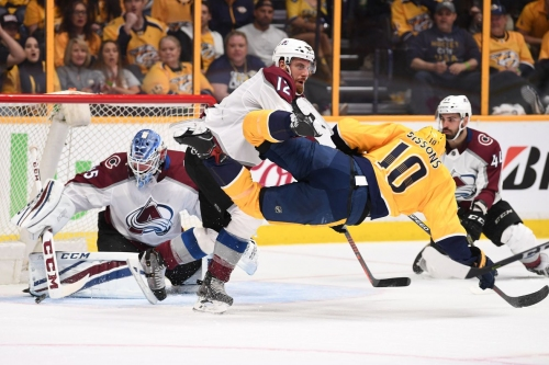 Colorado Avalanche agree to a one year contract with Patrik Nemeth