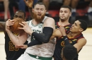 Boston Celtics' Aron Baynes didn't talk to other teams because 'I knew that this was where I wanted to be'