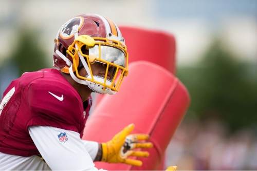Daily Slop: Doctson gives Redskins an injury scare Wednesday; D-Hall Officially Announces Retirement