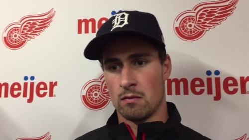 Watch: Red Wings' Dylan Larkin on contract, big summer