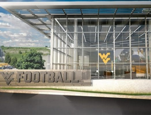 WVU Details Another Round of Athletic Facilities Renovations, Construction