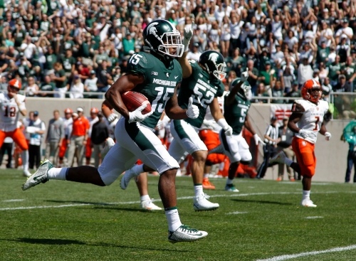 Michigan State's Tyson Smith out for season, year after return from stroke