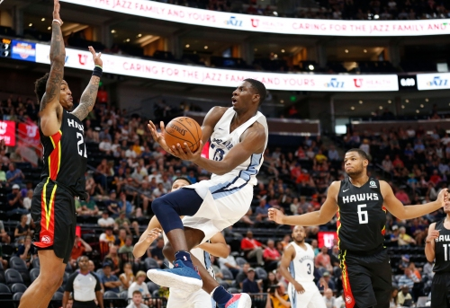 Grizzlies management on potential of rookie Jaren Jackson Jr., complaints by Marc Gasol