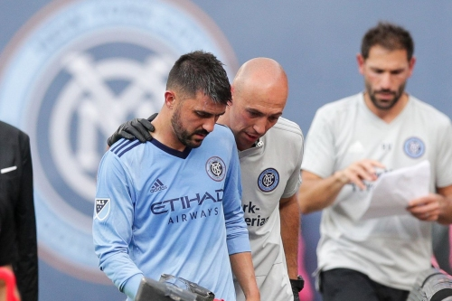 Guess the Starting XI and Final Score (MLS Match #23 -New York City FC)