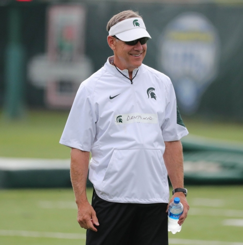 MSU's Mark Dantonio on Urban Meyer: Inappropriate for me to talk about