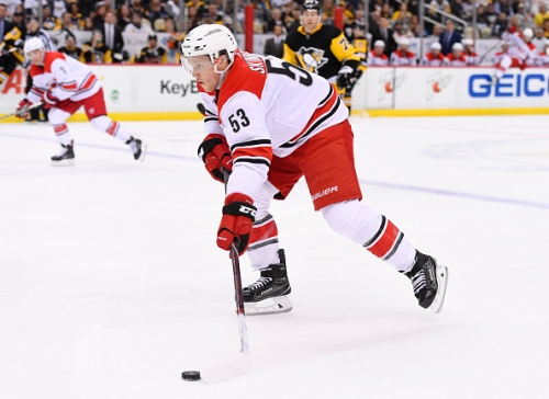 Jeff Skinner Traded To Buffalo Sabres