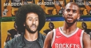 Chris Paul takes jab at Madden 19 for censoring Colin Kaepernick's name from NFL game