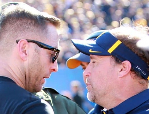 WVU And The Big 12: Week Five