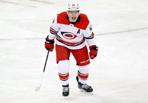 Sabres acquire Jeff Skinner in trade with Hurricanes