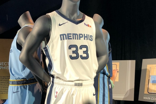 Grizzlies reveal new uniforms for 2018-2019 Season