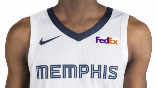 Memphis Grizzlies unveil new uniforms with FedEx as sponsor