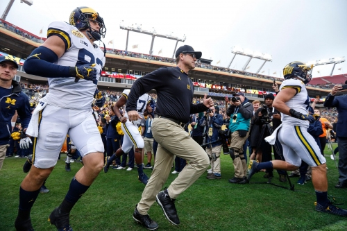 Michigan football: Picking a quarterback fast is top priority