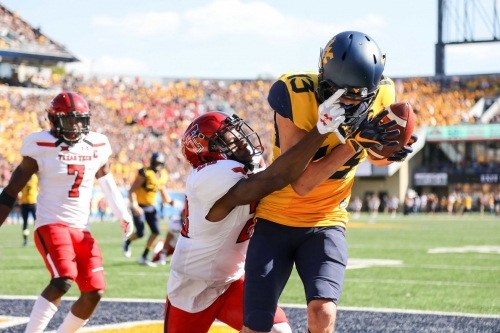 West Virginia Football First Look: Texas Tech Red Raiders