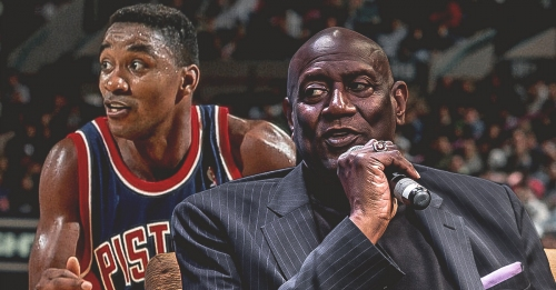 Hall of Famer Spencer Haywood believes Isiah Thomas should have a statue in Detroit