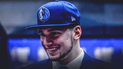 Luka Doncic thinks it will take 5 years for Dallas to become a contender