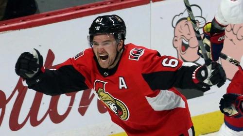 Senators sign Mark Stone to one-year, $7.35M contract
