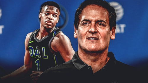Mark Cuban asked Dennis Smith Jr. to scrub old tweets after drafting him