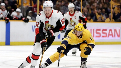 Sens sign Mark Stone to 1-year deal worth $7.35M US