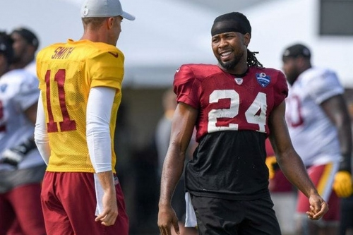 Daily Slop: Chris Thompson has high hopes for season; Special teams will be critical in determining roster battles