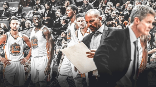 Jason Kidd would like to coach Warriors after Steve Kerr leaves