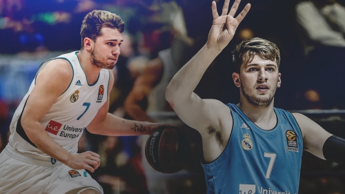 Mavs' Luka Doncic hoping to return to Madrid later in career to help young players